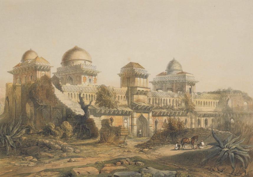 The Ruins of Mandoo - The Jahaz Mahal