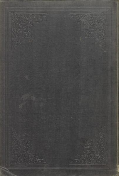 The Ruins of Mandoo - Back Cover (1860)
