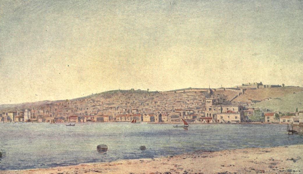 The Salonika Front - Salonika from Petit Karabou (1920)