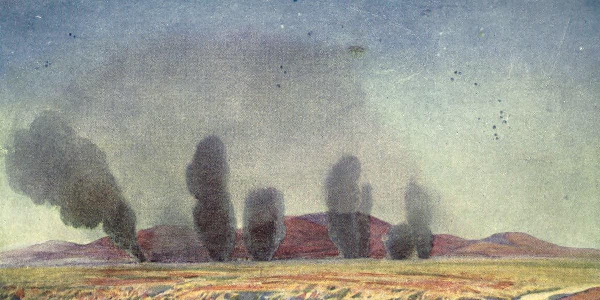Hostile Air Raid on the British 12th Corps Headquarters