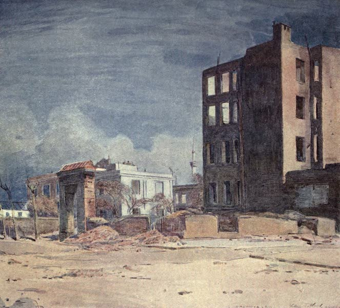 The Salonika Front - After the Fire (1920)