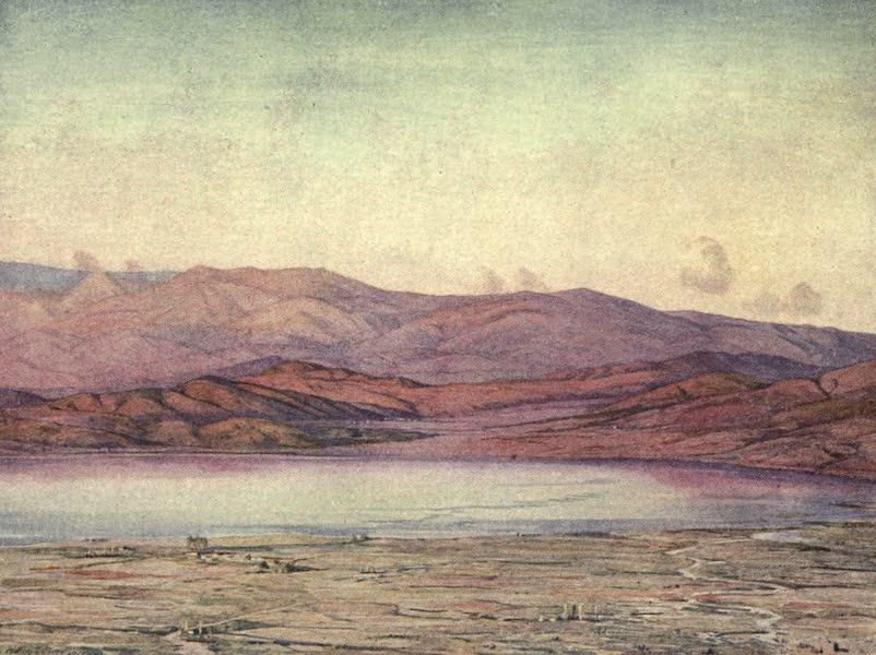 The Salonika Front - Lake Doiran, Eastern End (1920)