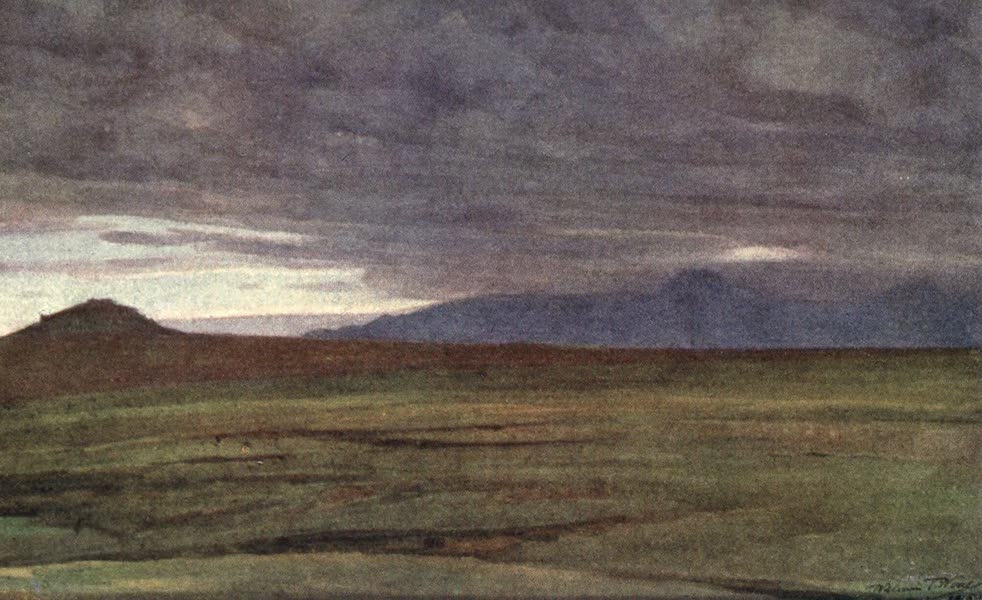 The Salonika Front - Kretchovo and Trans-Vardar Mountains (1920)