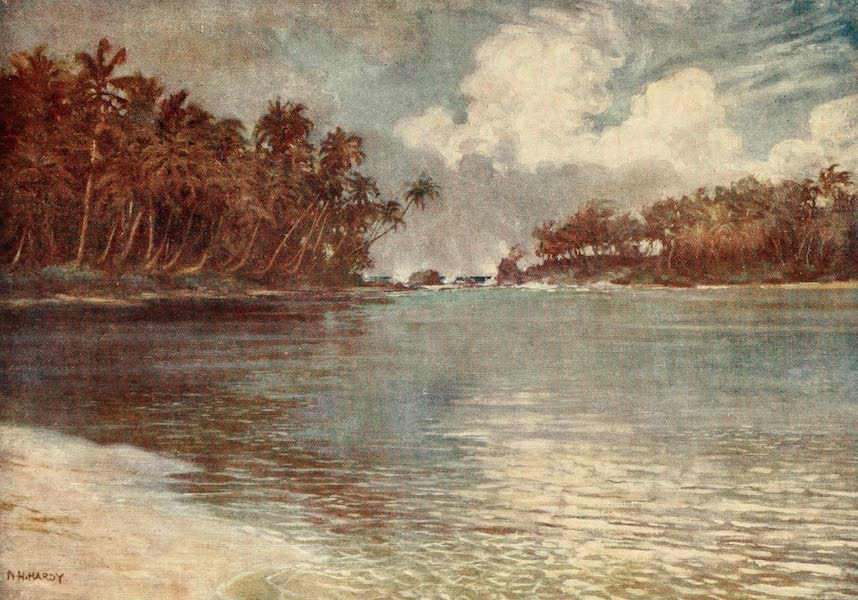 The Savage South Seas, Painted and Described - By Reef and Palm (1907)