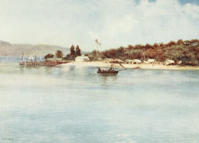 The Savage South Seas, Painted and Described - The Island of Samari, British New Guinea (1907)