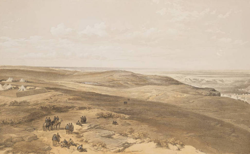 The Seat of War in the East Vol. 1 - The Field of Inkermann. (1855)