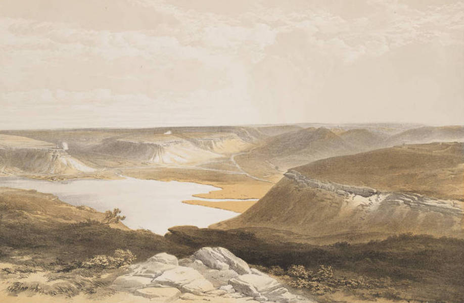 The Seat of War in the East Vol. 1 - Head of the Harbour, Sebastopol. (1855)