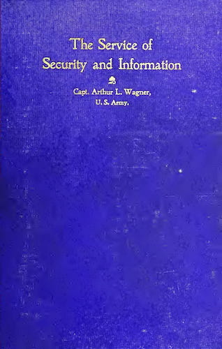 The Service of Security and Information (1896)