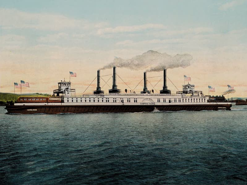 "Ferry Boat ""Contra Costa"""
