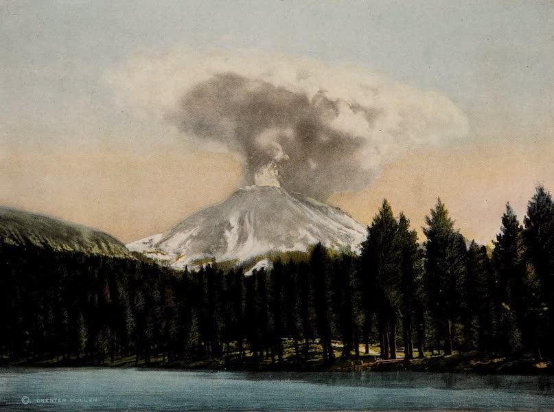 The Shasta Route in All of Its Grandeur - Lassen Peak - Lassen Volcanic National Park (1923)