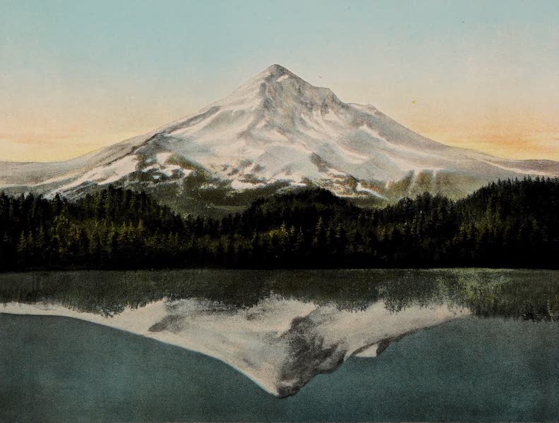 Mount Hood, from Lost Lake