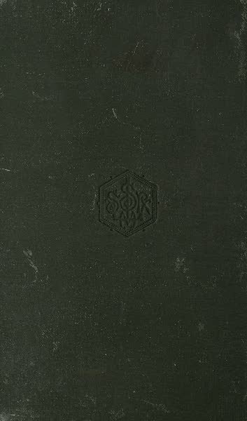 The Snake-Dance of the Moquis of Arizona - Back Cover (1884)