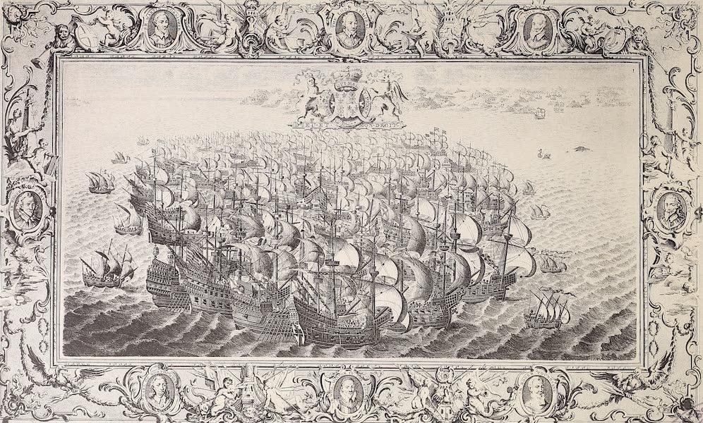 The Spanish Armada - Plate I (1878)