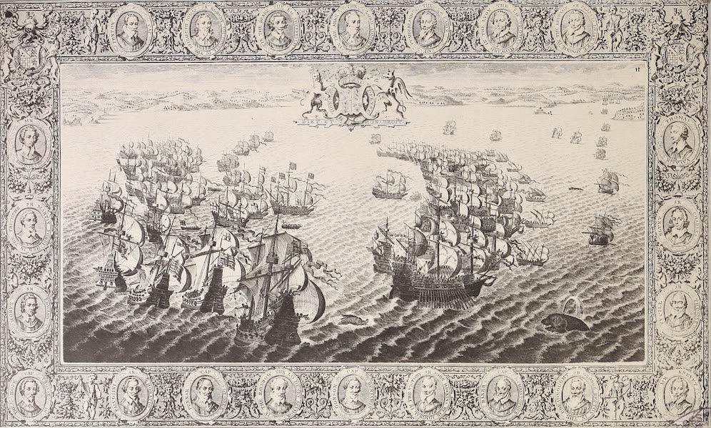 The Spanish Armada - Plate II (1878)