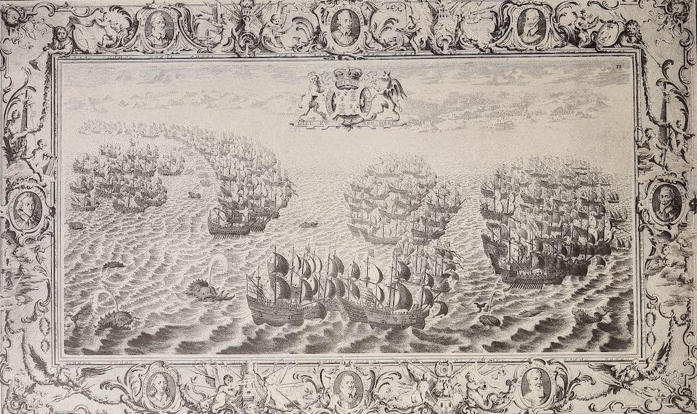 The Spanish Armada - Plate III (1878)