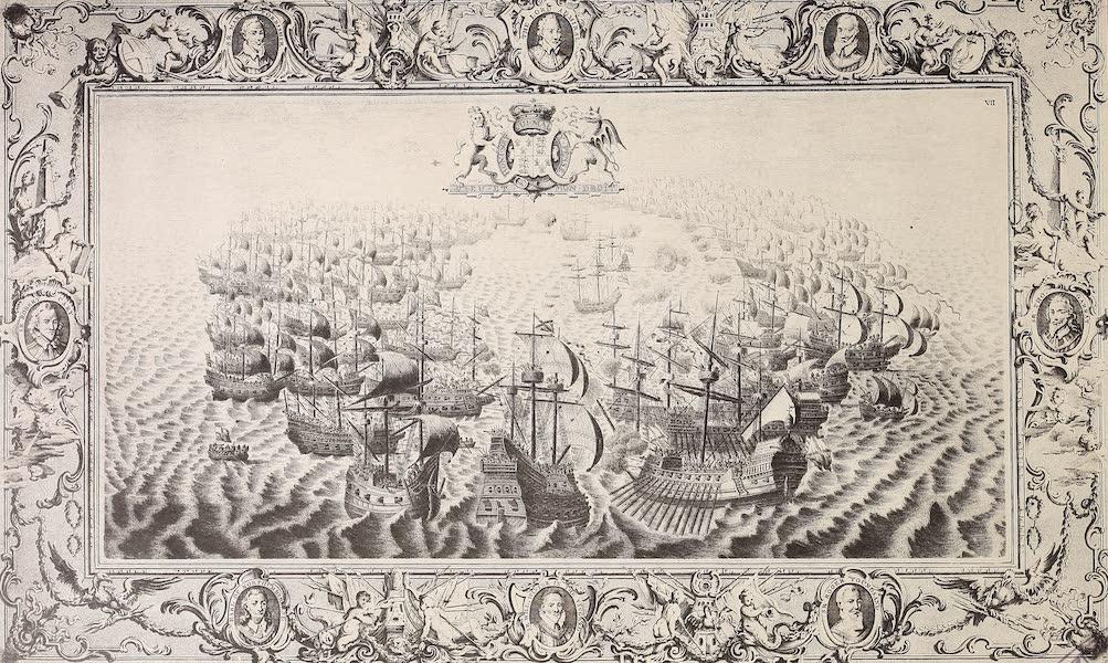 The Spanish Armada - Plate VII (1878)