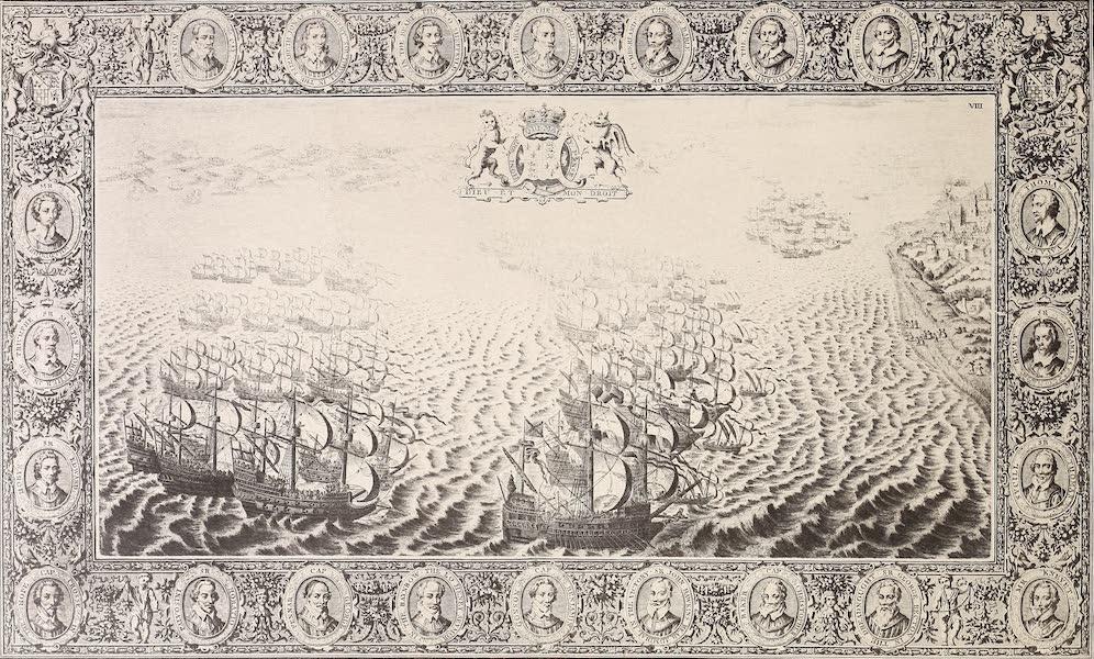 The Spanish Armada - Plate VIII (1878)