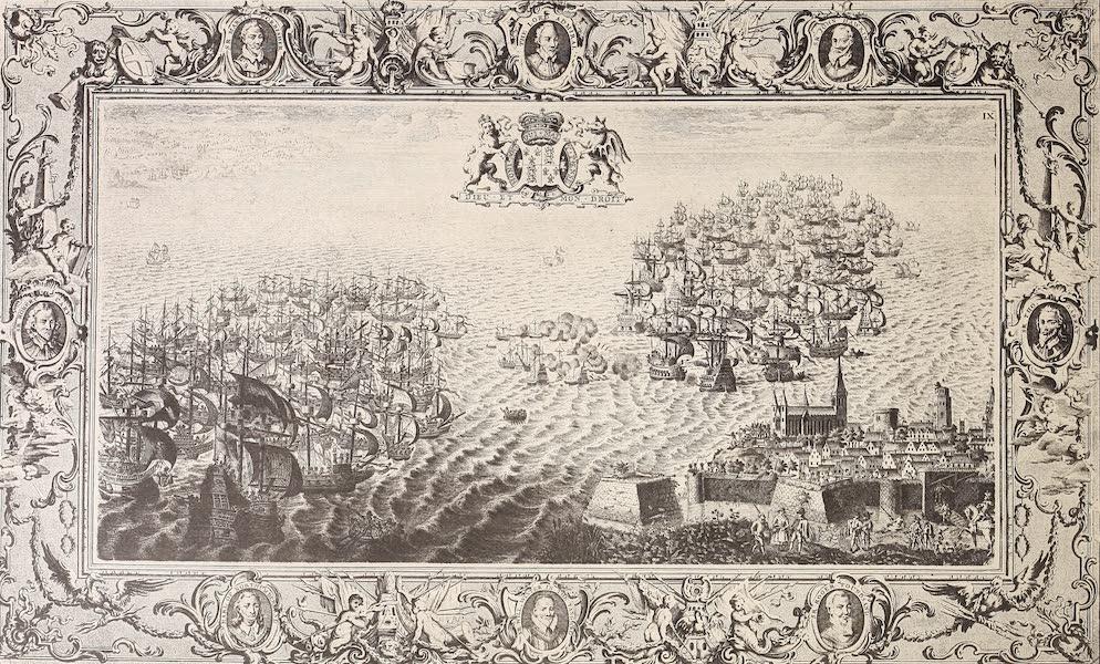 The Spanish Armada - Plate IX (1878)
