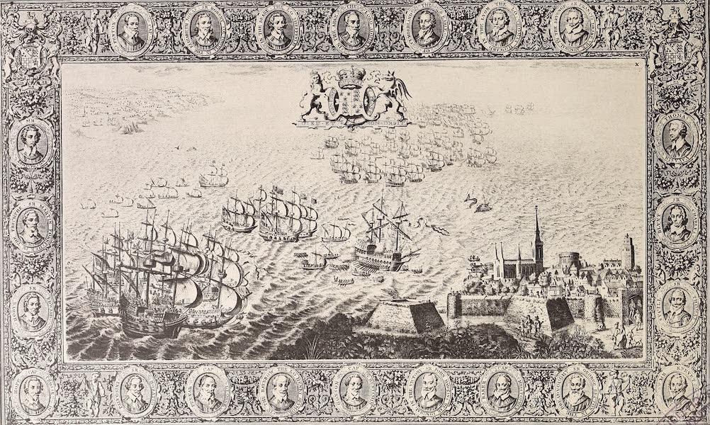 The Spanish Armada - Plate X (1878)