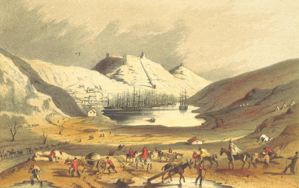 The Story of the Campaign of Sebastopol - Balaclava in Winter (1855)