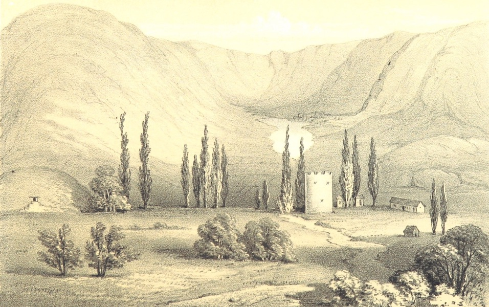 The Story of the Campaign of Sebastopol - Valley of Tchergoum (1855)
