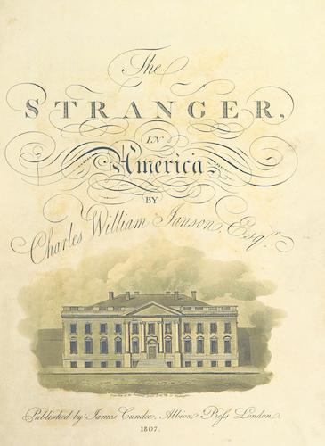 The Stranger in America (1807)