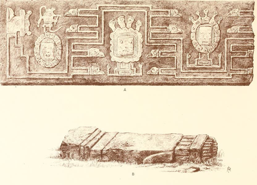 The Temple of the Andes - Plate 9 (1884)