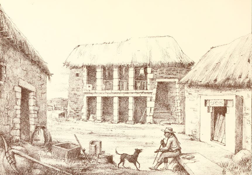The Temple of the Andes - Plate 10 (1884)