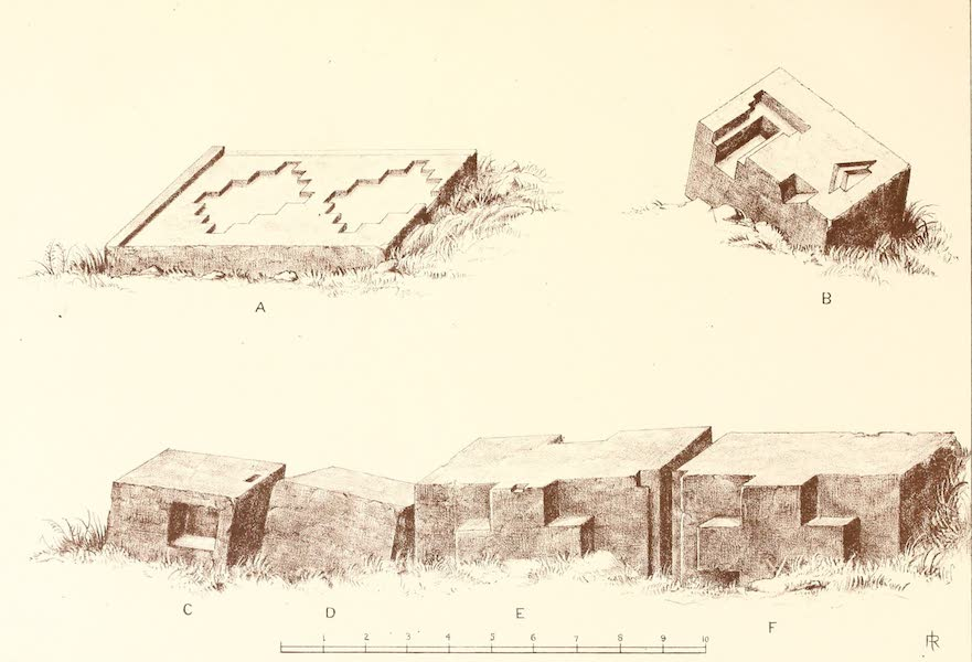 The Temple of the Andes - Plate 12 (1884)