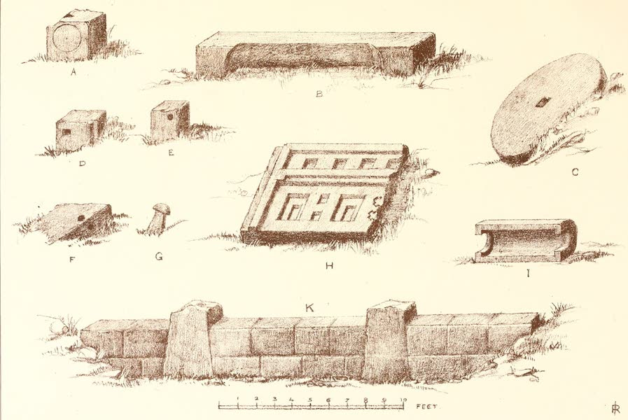 The Temple of the Andes - Plate 13 (1884)