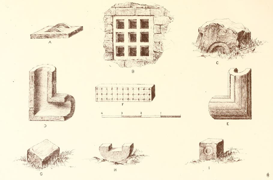 The Temple of the Andes - Plate 14 (1884)