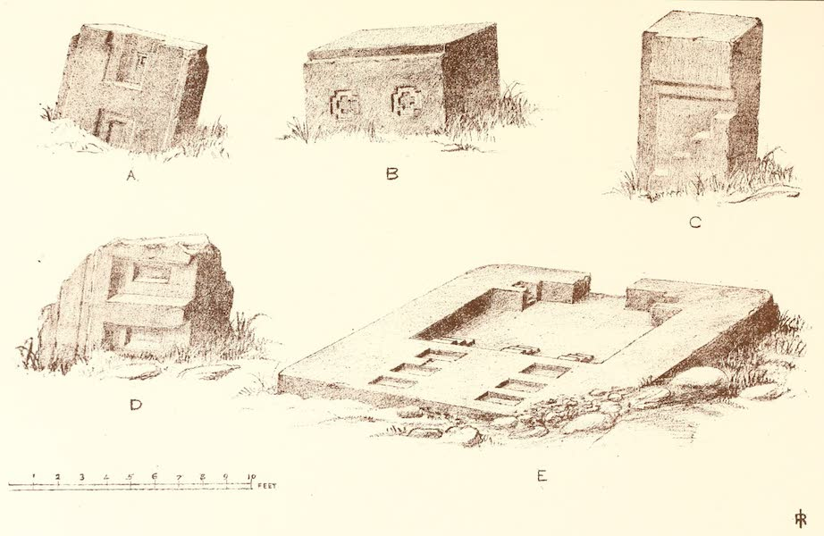 The Temple of the Andes - Plate 15 (1884)