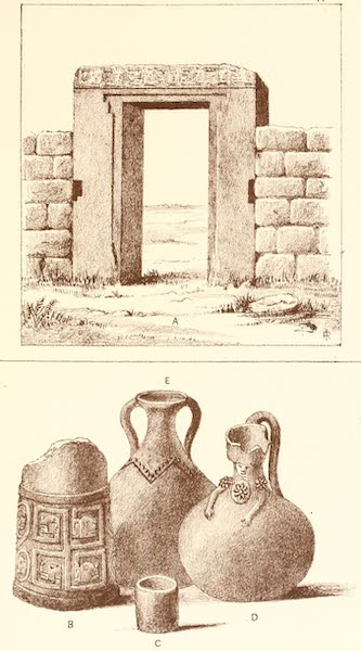 The Temple of the Andes - Plate 17 (1884)