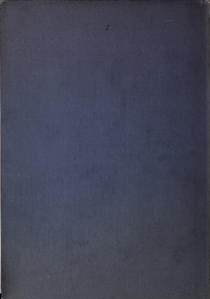 The Thames by Mortimer Menpes - Back Cover (1906)
