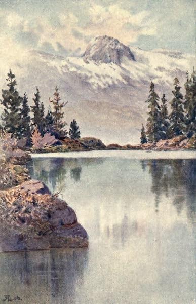 The Upper Engadine Painted and Described - Lago di Bitabergo (1907)