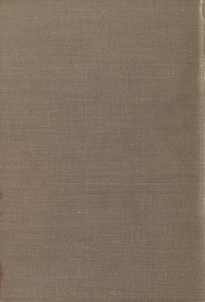 The Upper Engadine Painted and Described - Back Cover (1907)