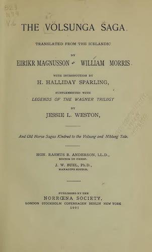 The Volsunga Saga (1907)