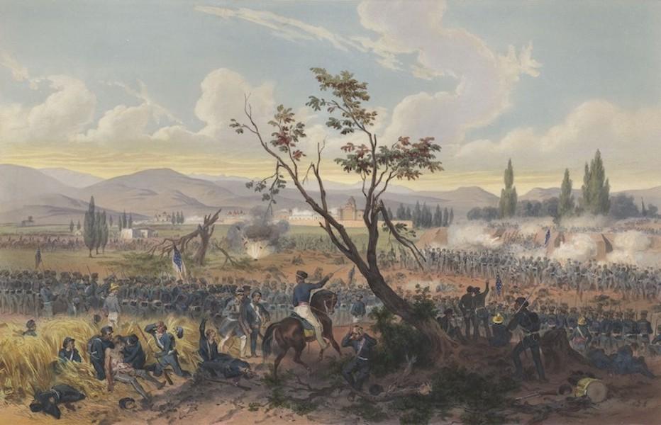 Battle of Churubusco
