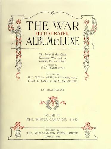 The War Illustrated Album de Luxe Vol. 2