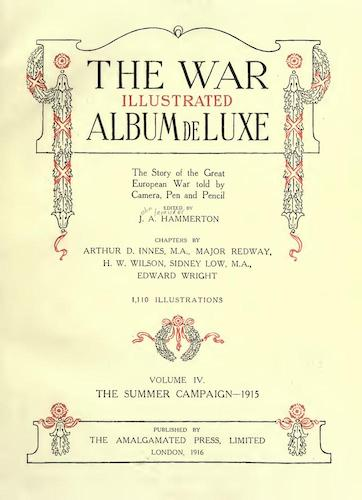 Great Britain - The War Illustrated Album de Luxe Vol. 4