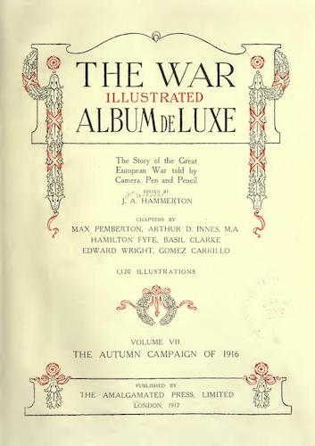 Great Britain - The War Illustrated Album de Luxe Vol. 7