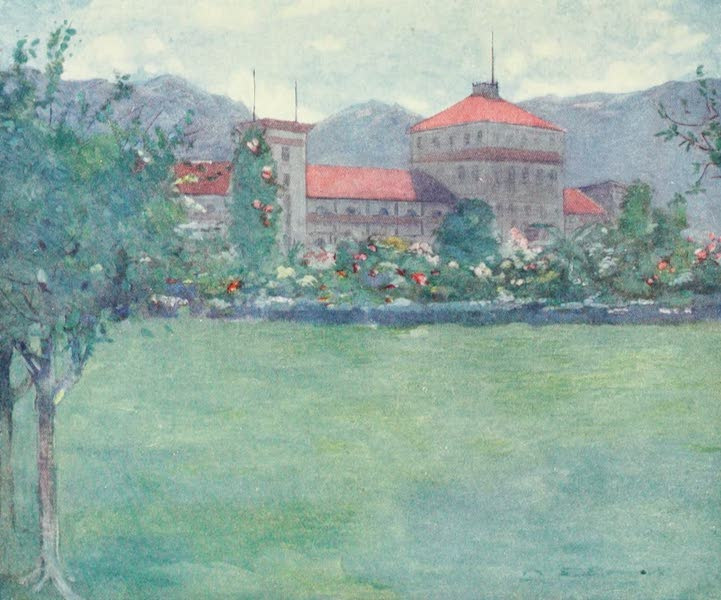 The West Indies, Painted and Described - Constant Spring, Jamaica (1905)