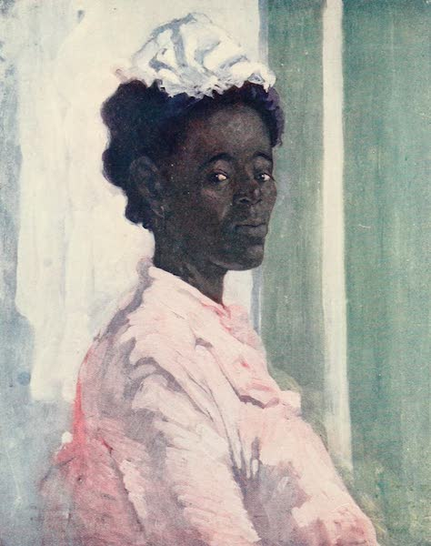The West Indies, Painted and Described - Rosie, a Jamaican Negress (1905)