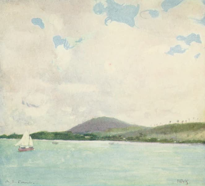 The West Indies, Painted and Described - Nevis (1905)