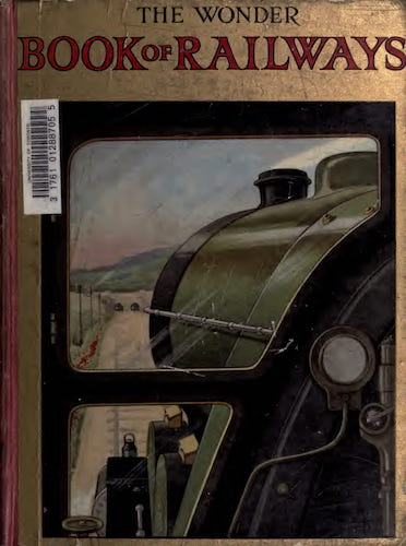 Great Britain - The Wonder Book of Railways
