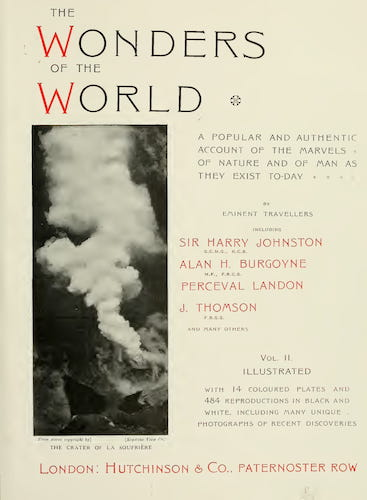The Wonders of the World Vol. 2 (1910)