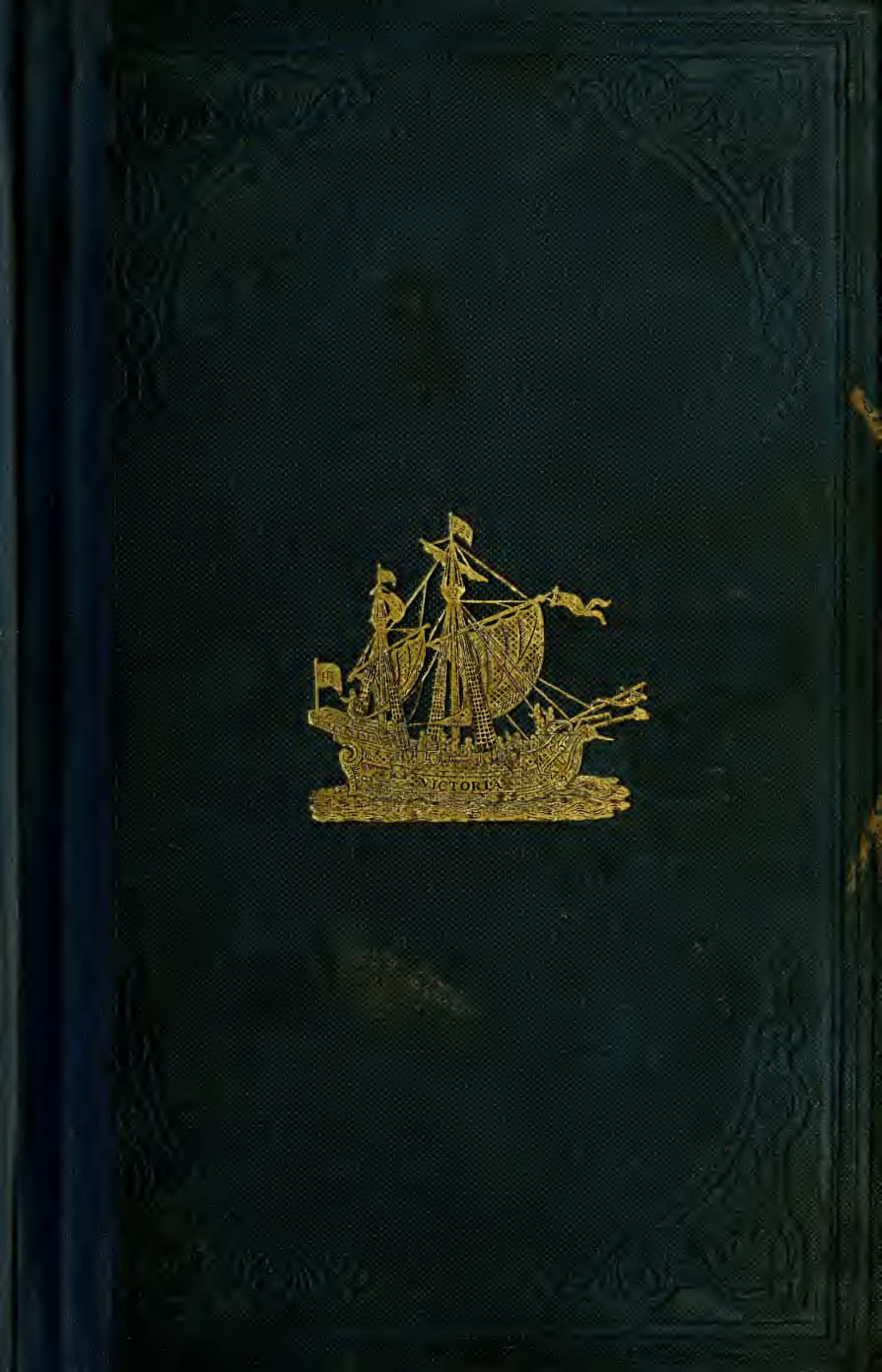 The World Encompassed by Sir Francis Drake (1845)