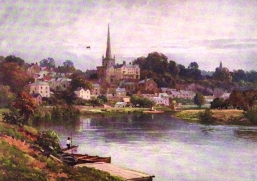 The Wye Painted and Described - Ross (1910)