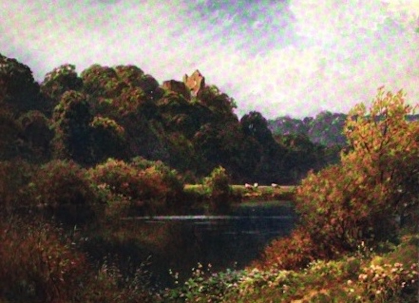 The Wye Painted and Described - Goodrich Castle (1910)