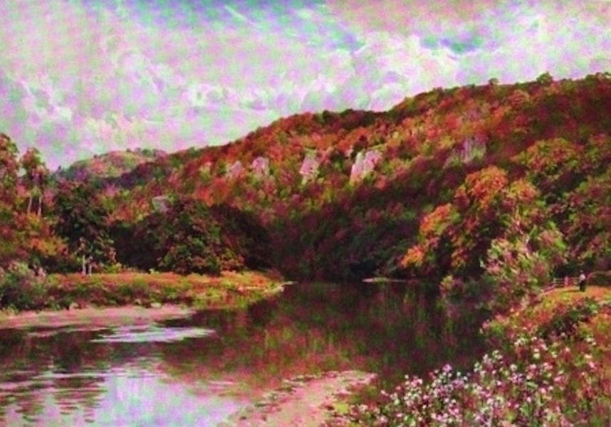 The Wye Painted and Described - The
